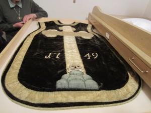 En mässhake från 1749 som numera ligger ner