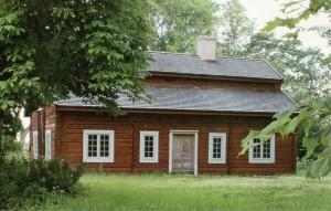 Miniherrgården Sörby där Öars hittade en verklig skatt