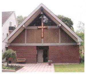 Kyrkans framsida